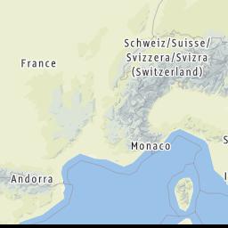 Jakobsweg Karte Frankreich.Frankreich Jakobsweg